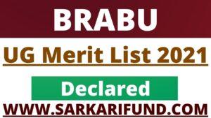 BRABU UG 2nd Merit List